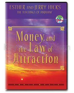 MONEY & LAW OF ATTRACTION DVD