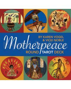 MOTHERPEACE ROUND DECK Tarot - sæt med bog