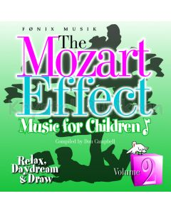 Mozart for child vol.2 CD