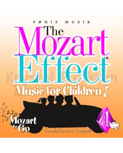 Mozart for child vol.4 CD