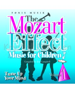 Mozart for child vol.1 CD