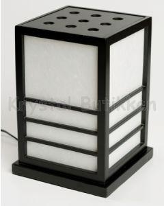 Japansk Lampe NIKKO BLACK