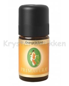Orange in Love - aromablanding - Primavera økologisk