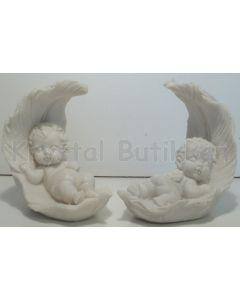 Engel baby i vinge lille