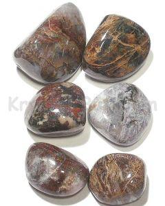 Pietersit brun