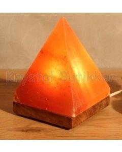 Himalaya saltlampe - Pyramide
