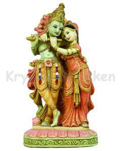 Rahda og Krishna