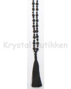Rudraksha mala halskæde