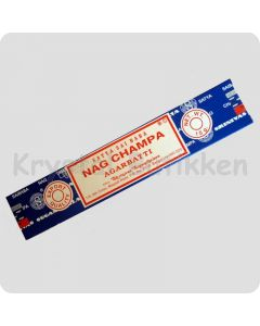 Nag Champa- Sai Baba-røgelse