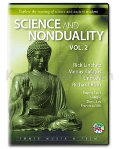 Science and nonduality vol2. DVD