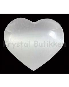 Hjerte Selenit 6x7