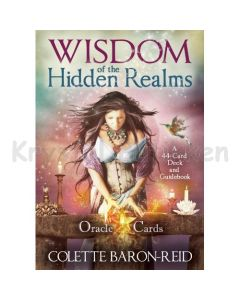 WISDOM OF THE HIDDEN REALMS - Colette Baron-Reid