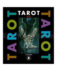 TAROT GALLERY 2010 engelsk bog