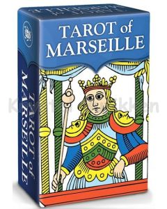Golden-tarot of marseille