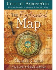 THE ENCHANTED MAP - Colette Baron-Reid