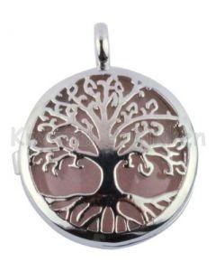 livets træ med karneol
