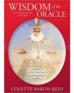 WISDOM OF THE ORACLE - Colete Baron-Reid